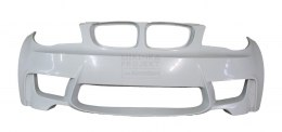 FRONT BUMPER BMW 1M E82 COUPE (FIBERGLASS CLOTH)