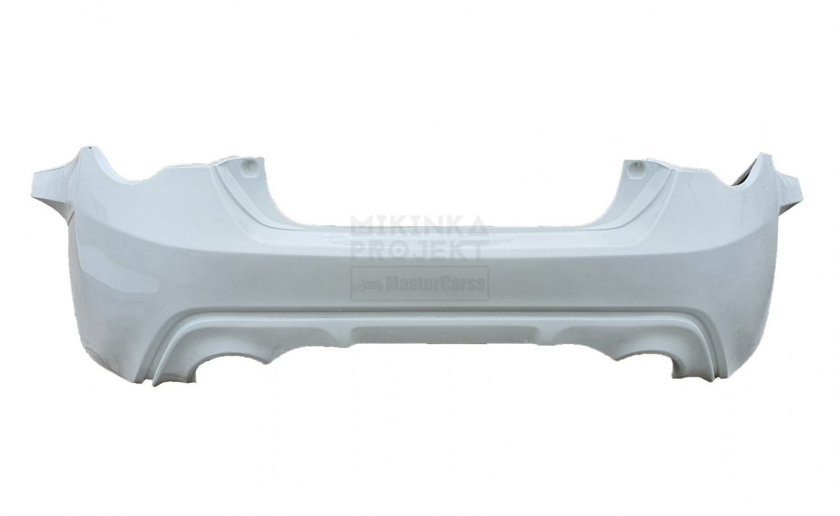 REAR BUMPER TOYOTA GT86 (FIBERGLASS CLOTH)
