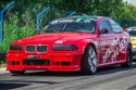 SIDE FRONT BUMPER ADDONS BMW E36 PANDEM SMALL (FIBERGLASS CLOTH)