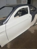 DOORS WITH FRAMES + FULFILLMENT BMW E92 COUPE (FIBERGLASS CLOTH)