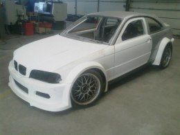 BODY-KIT BMW E46 COUPE GTR (FIBERGLASS CLOTH)