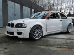 BODY-KIT BMW E46 COUPE KING DRIFT XXL (FIBERGLASS CLOTH)