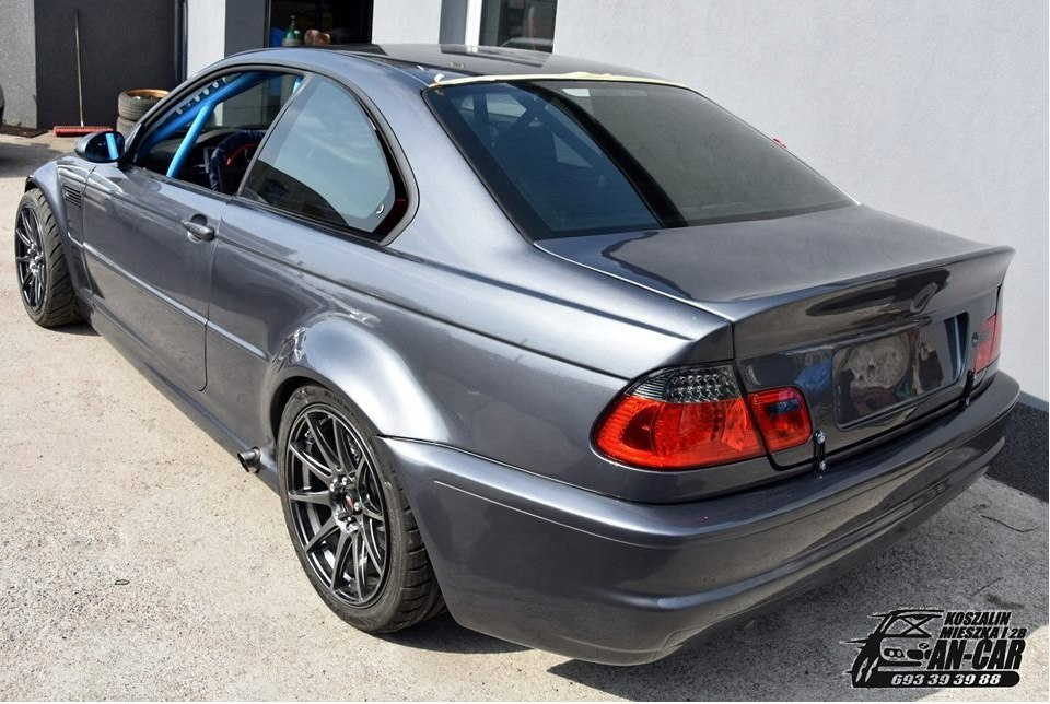 SIDE SKIRTS L+R BMW E46 M3 REPLICA (FIBERGLASS CLOTH)