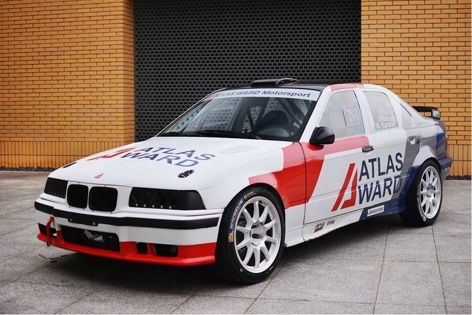 HOOD BMW E36 SEDAN (FIBERGLASS CLOTH)