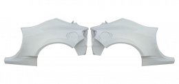 REAR FENDERS (L+R) SUBARU BRZ (FIBERGLASS CLOTH)
