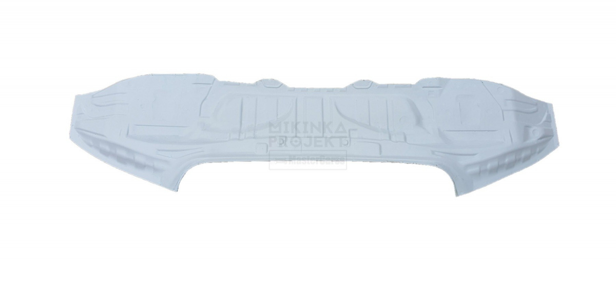 REAR REINFORCEMENT PANEL SUBARU BRZ (FIBERGLASS CLOTH)