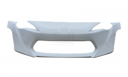 FRONT BUMPER SCION FR-S (FIBERGLASS CLOTH)