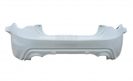 REAR BUMPER SUBARU BRZ (FIBERGLASS CLOTH)